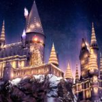 Natal do Harry Potter no Universal Orlando