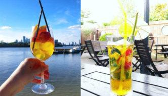 Pimm's, a bebida do verão britânico!
