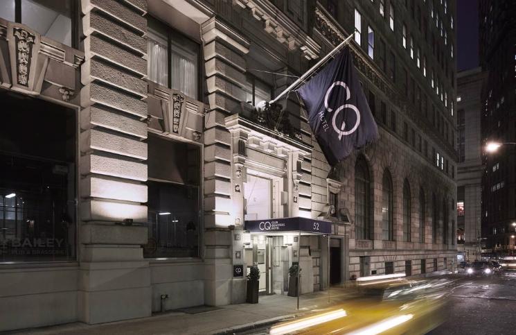Club Quarters Hotel Wall Street