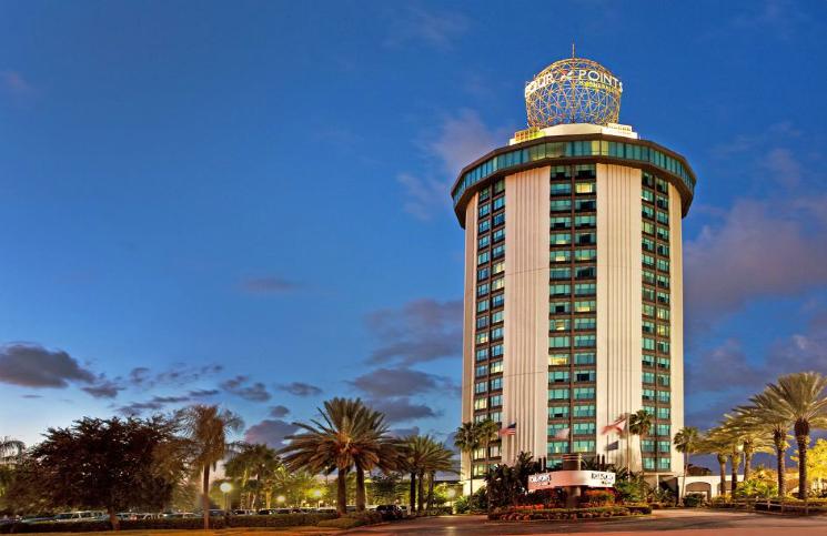 Four Points by Sheraton Orlando International Drive