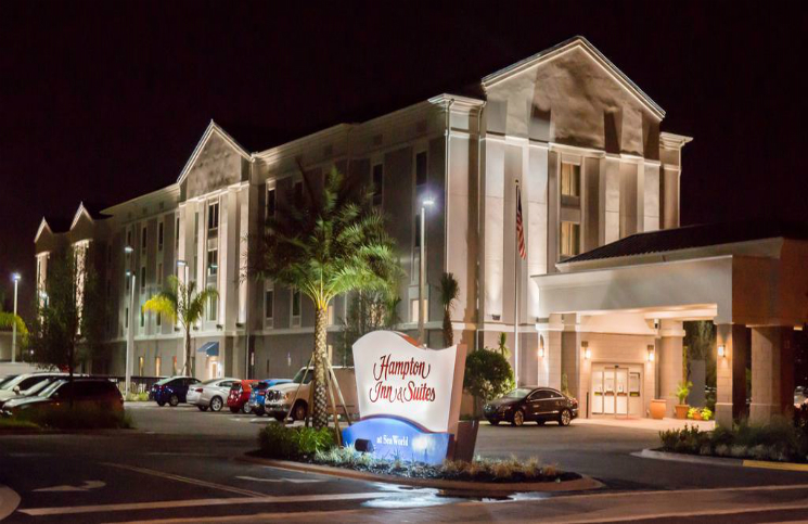 Hampton Inn & Suites Orlando