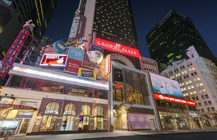 Hotel Crowne plaza time square