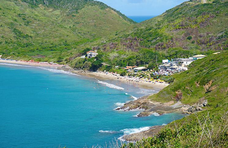 Praia Brava, Búzios