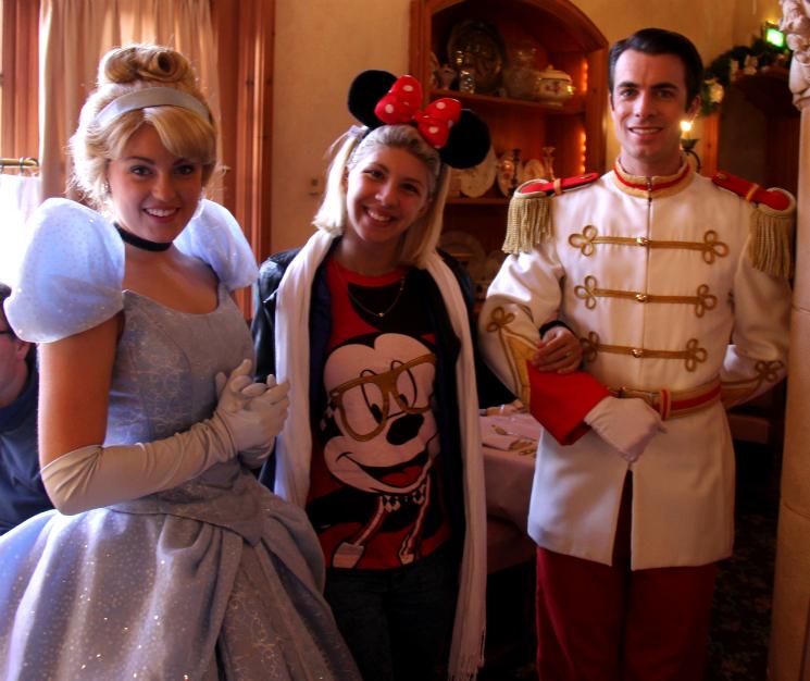 Cinderela e o Principe