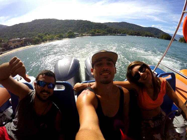 Flex Boat Ilha Grande