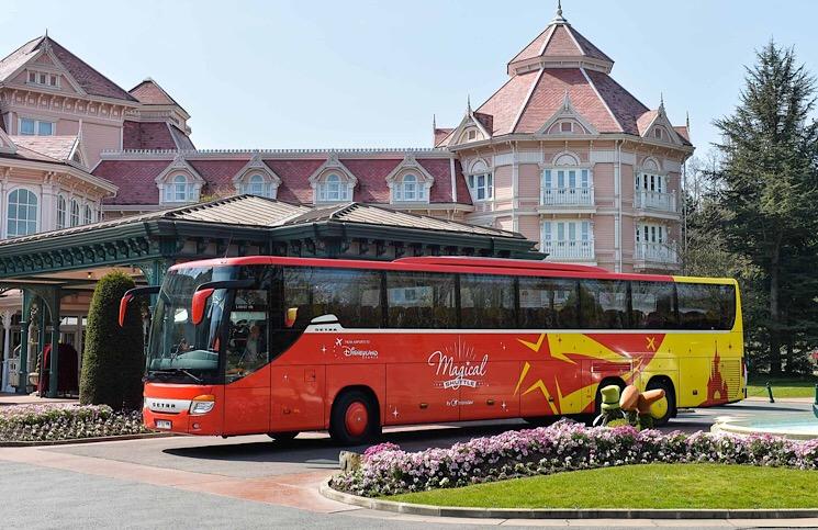 Magical Shuttle Paris Disneyland