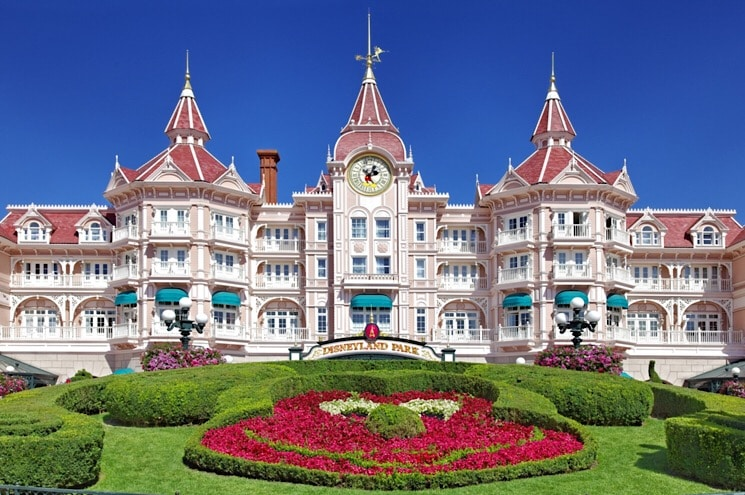 entrada Disneyland Paris