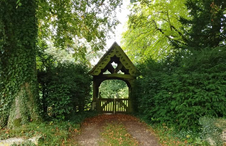 Hiking na Inglaterra: caminhando pela trilha circular de Overton -