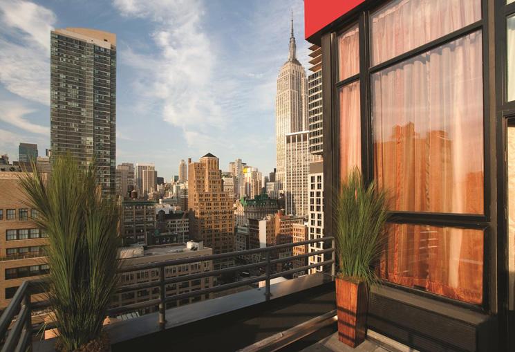 Hotel Bom E Barato Em Nova York