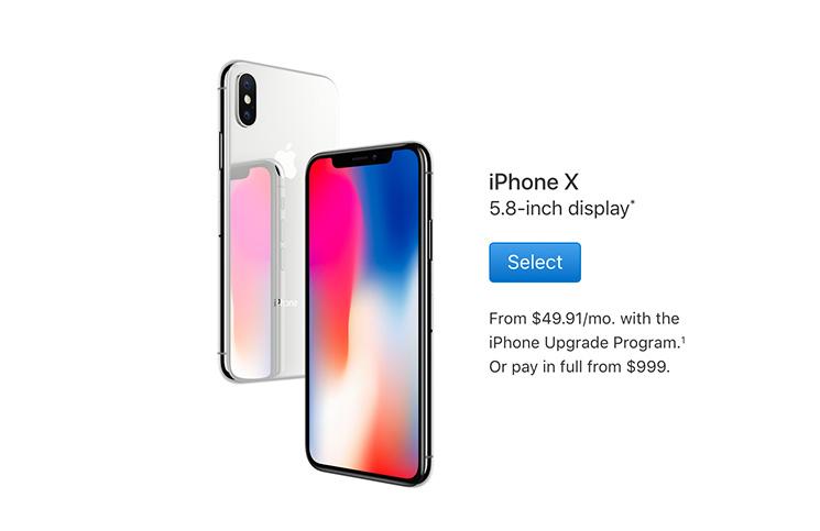 iphone x cores