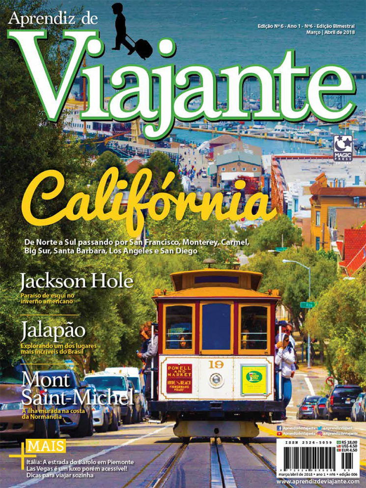 Revista California Impressa