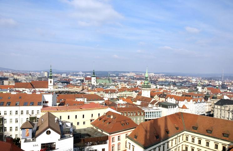 Brno: o destino de uma viagem 'secreta' -