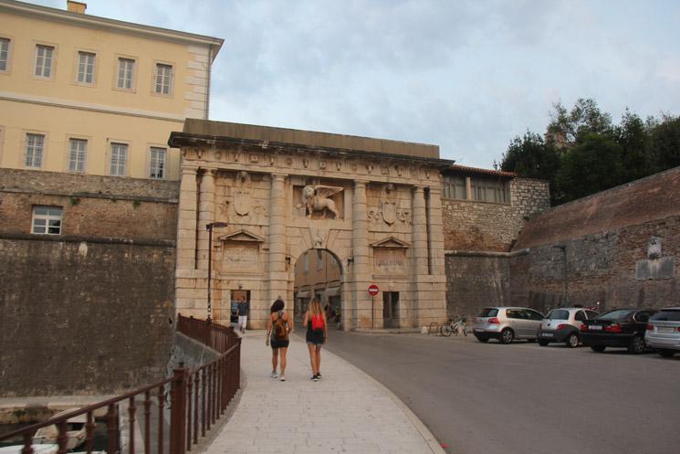 Zadar portao