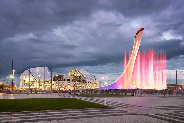 Fisht estadio Sochi Russia