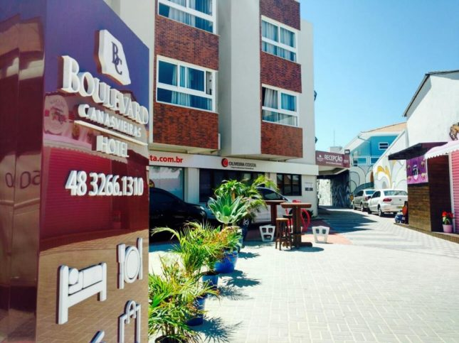 Boulevard Canasvieiras Hotel - Florianópolis