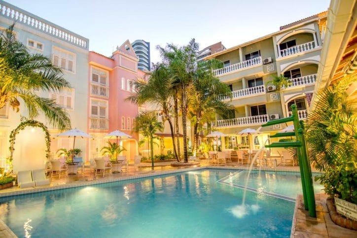 Hotel Villa Mayor Fortaleza - Brasil