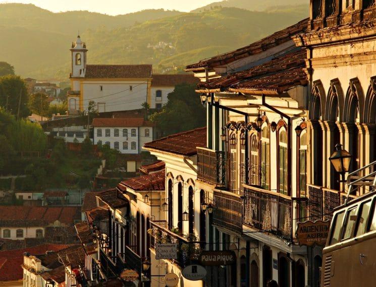 Reveillon em Minas Gerais
