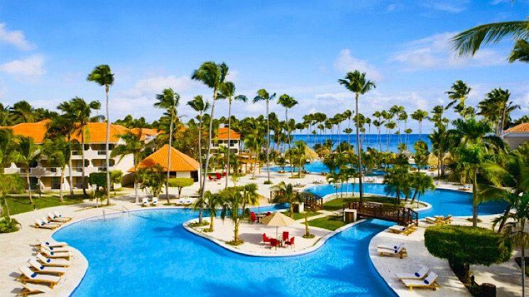 Dreams Palm Beach em Punta Cana