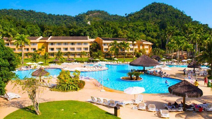 Eco Resort Vila Galé em Angra