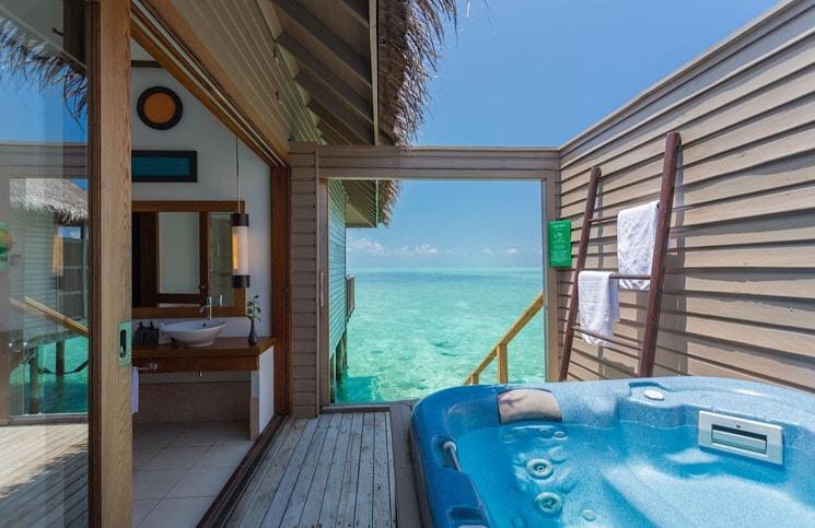 Meeru Island Resort & Spa nas Maldivas