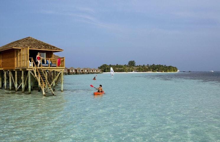 Vilamendhoo Island Resort & Spa nas Maldivas