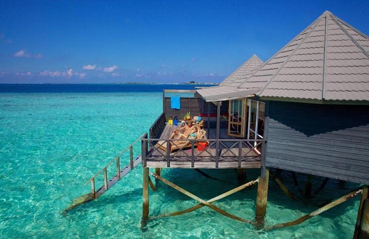Komandoo Island Resort & Spa nas Maldivas