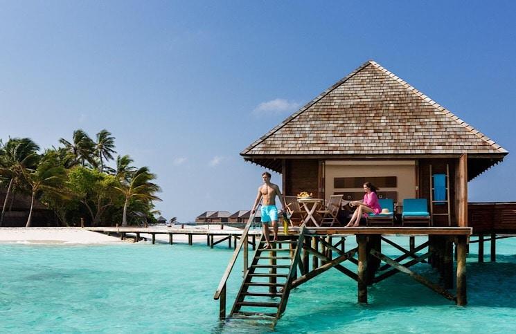 eligandu Island Resort & Spa Nas Maldivas