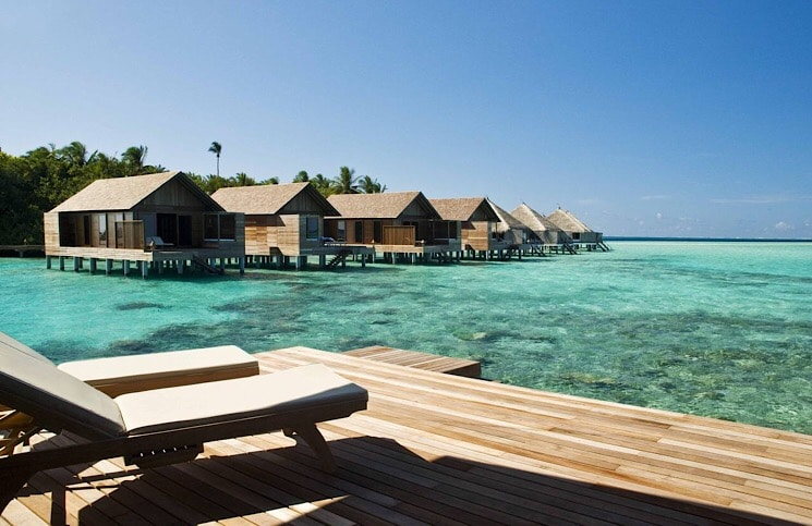 Gangehi Island Resort nas Maldivas