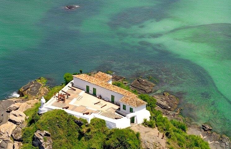 Forte São Matheus Cabo Frio