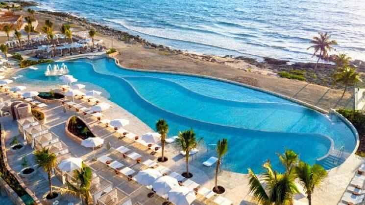 TRS Yucatán Hotel by Palladium No México
