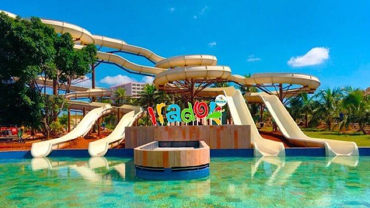 Thermas park resort Promoção