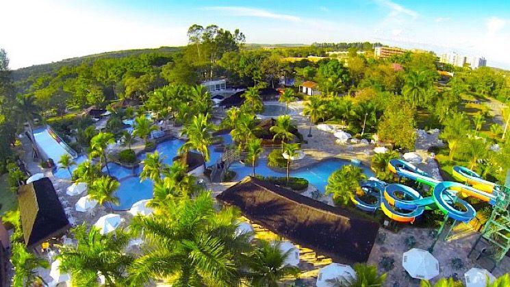 Lagoa Quente Resort Promoção