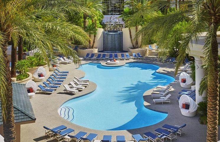 Hotéis cinco estrelas mais baratos de Las Vegas