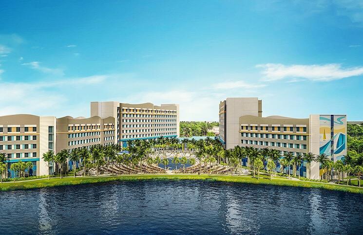 Novos hotéis Universal Resorts