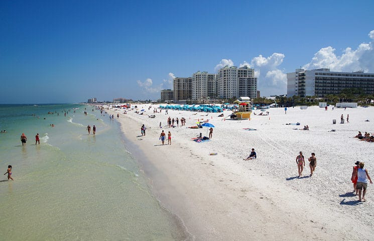 Clearwater Beach, USA