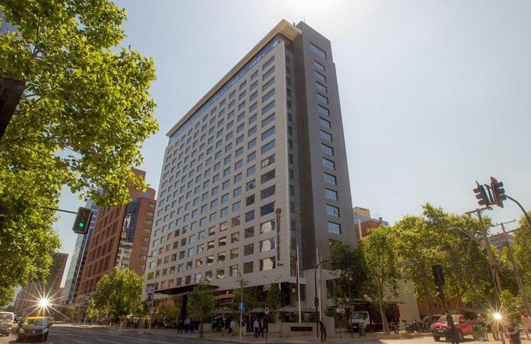 Double tree by Hilton Santiago