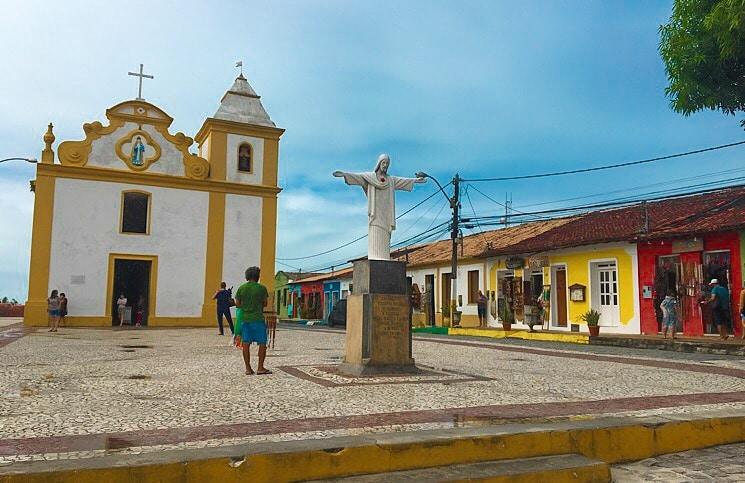 Centro Histórico Arraial D'Ajuda