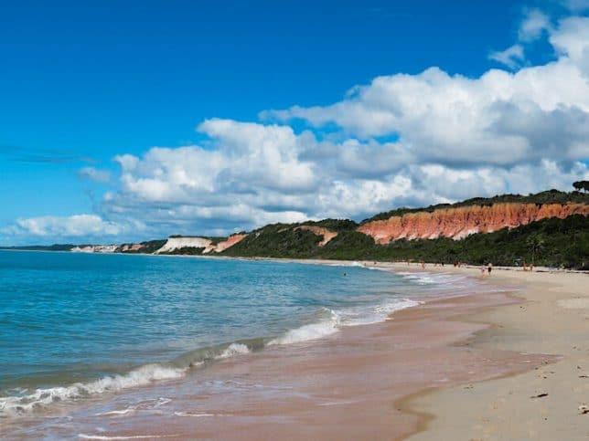 Praia de Pitinga arraial d'Ajuda