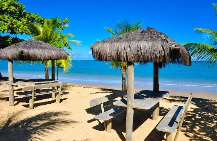 Praia de Itacimirim