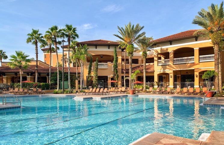 Floriday resort