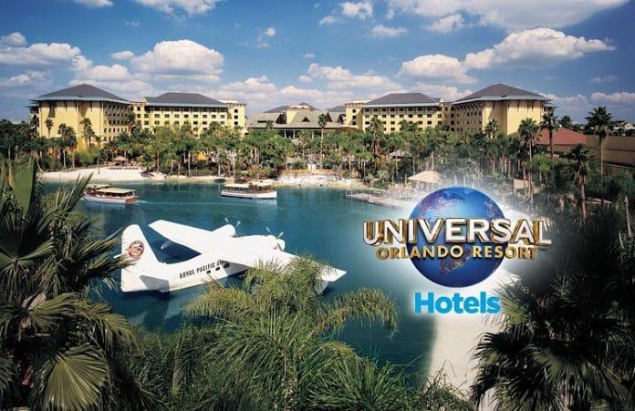 Loews Royal Pacific Resort Universal Studios Orlando