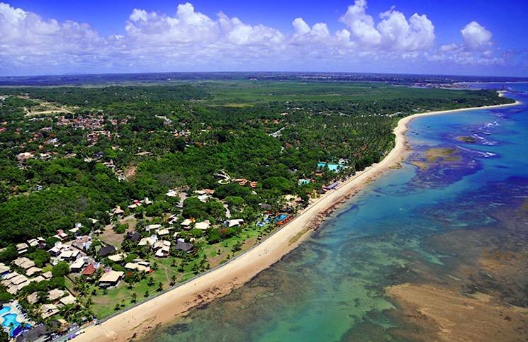 Praia do Mucugê Arraial d'Ajuda