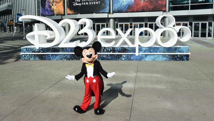 D23 Expo Mickey