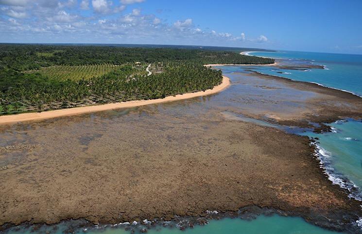 Praia dos Coqueiros Trancoso