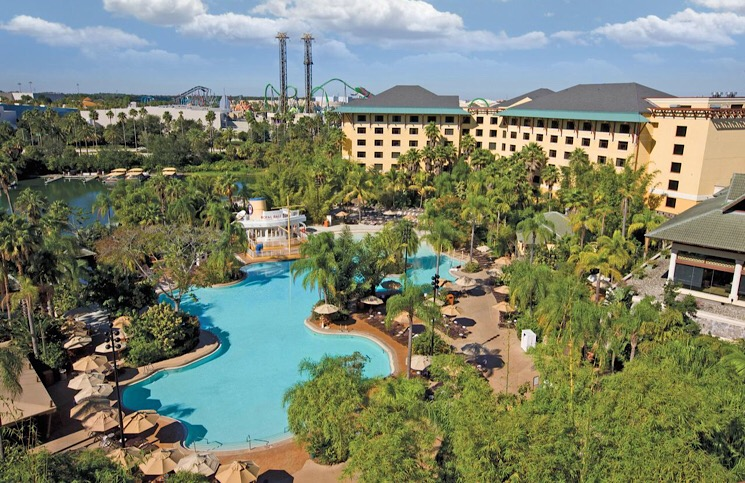 Royal pacific resort