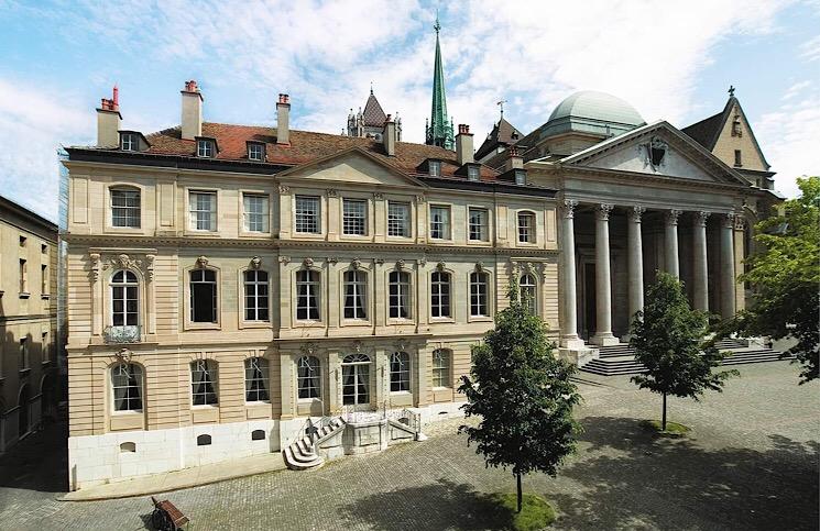 Museu da Reforma na Genebra
