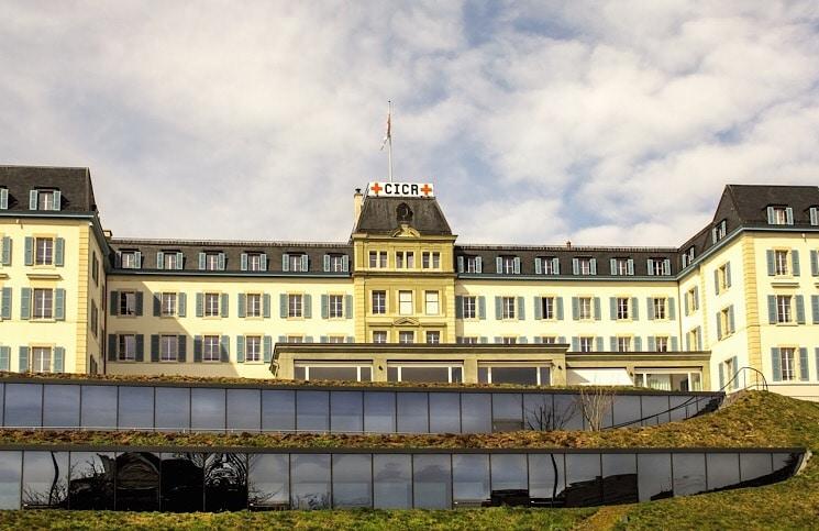 Museu da Cruz Vermelha Genebra