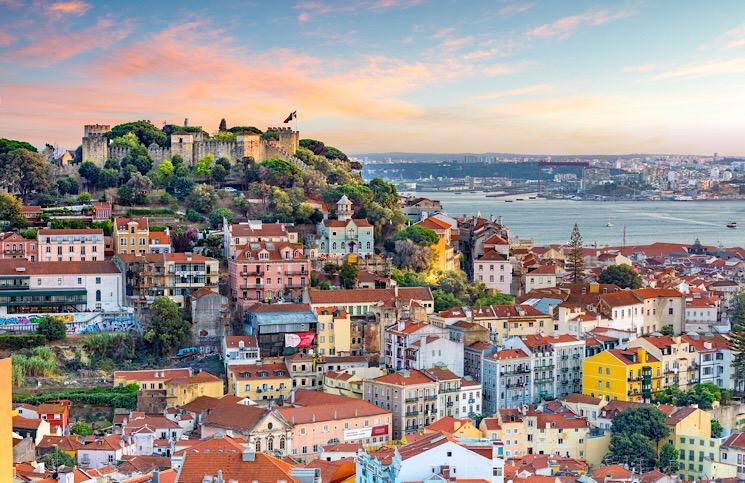 Passeios de trem a partir de Lisboa em Portugal