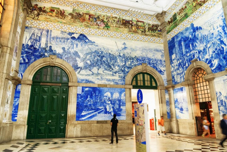 Porto: Sao Bento