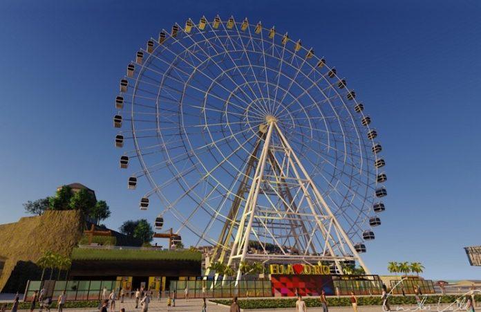 Maior Roda Gigante da América Latina será inaugurada no Rio de Janeiro